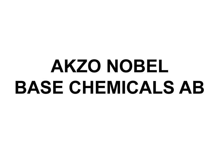 Akzo Nobel Base Chemicals AB