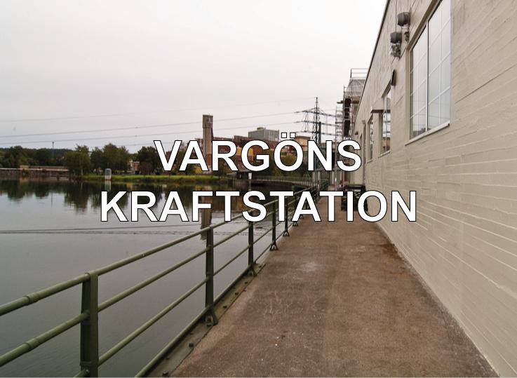 Vargöns Kraftstation