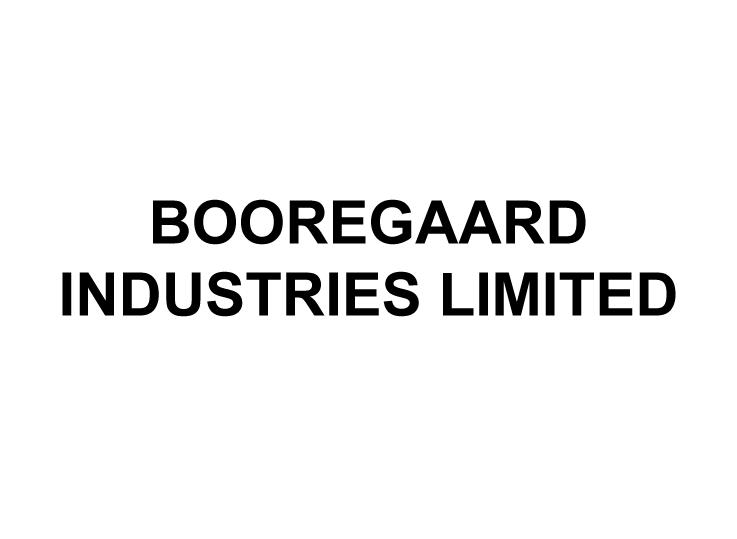 Booregaard Industries Limited
