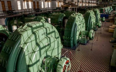 Renovering av generator 4-9
