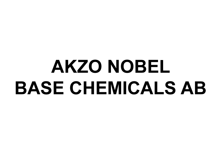 Akzo Nobel Base Chemicals AB