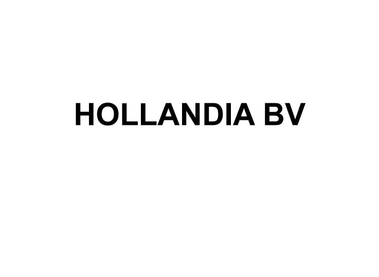 Hollandia BV