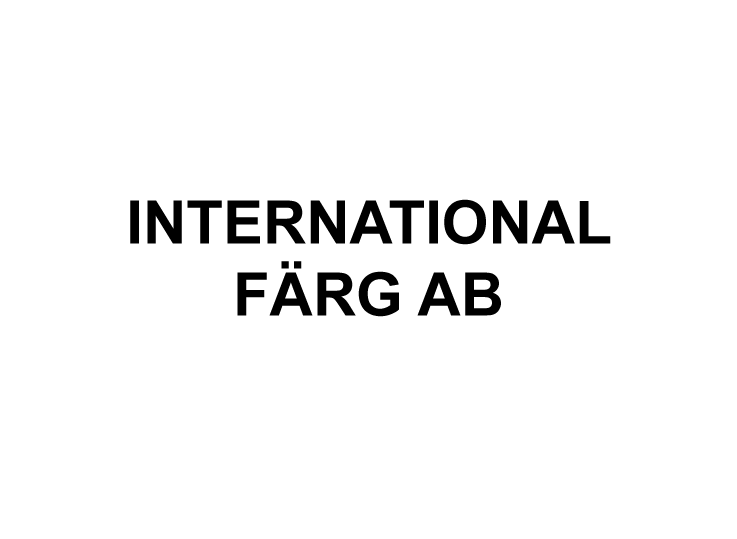 International Färg AB