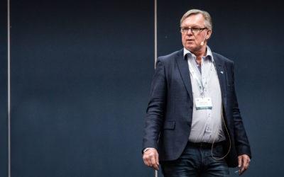 Ytskyddsdagarna 2019 avslutades med brandtal av Tommy Thörn