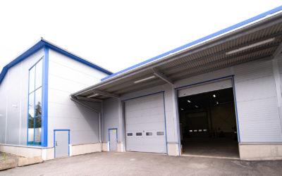 1700 kvm lagerlokal tillgänglig i anslutning till vår anläggning i Trollhättan, södra Stallbacka